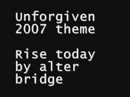 unforgiven theme song unforgiven 2007 theme song video dailymotion
