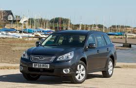 subaru outback touring blue subaru outback estate 2009 2014 features equipment and