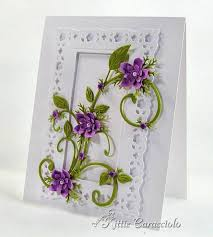flourish and flowers by kittie747 cards and paper crafts at