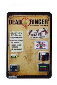 Duck Hunting Home Decor Amazon Com Dead Ringer Dr4317 Duck Buster Hunting And Shooting