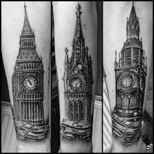 big ben tattoo nfl pictures to pin on pinterest tattooskid