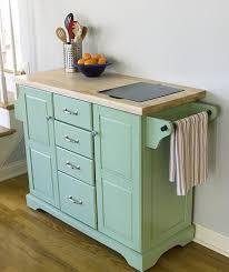 movable kitchen island rolling kitchen island wood cart utility