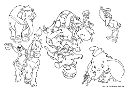 beautiful dumbo coloring pages 26 picture coloring