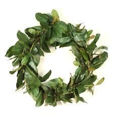 magnolia leaf wreath distinctive designs artificial magnolia leaf wreath reviews