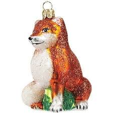 fox ornament rainforest islands ferry
