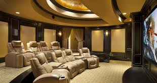 Home Theater Decor Pictures Home Theatre Design Ideas Monumental Theater Decor 4 Gingembre Co