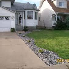 wonderful easy driveway landscaping ideas also breathtaking garden
