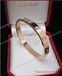 love bracelet rose images Replica cartier love bracelet with diamonds cartier jewelry replica jpg