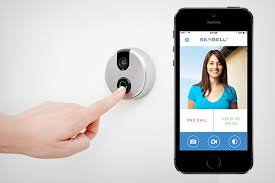 gadgets for android skybell wi fi doorbell with ios android app gadget