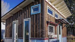 cozy hereabouts b u0026b tiny house for vacation youtube