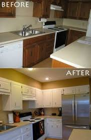 painting mobile home kitchen cabinets kitchen cabinet face lift painting kitchen cabinets white
