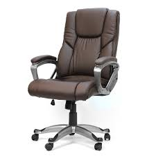 Tall Comfortable Chairs Chairs Executive Office Chair With Pu Leather Back Support Big