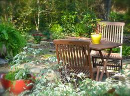 sitting area in the arbor garden arbor garden deb u0027s garden blog