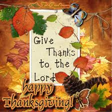 give thanks to the lord happy thanksgiving pictures photos and