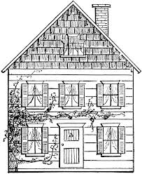 drawing a house 1 clipart etc simple dream house drawing sketch
