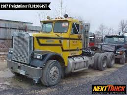 freightliner used trucks throwbackthursday check out this 1987 freightliner flc12064st