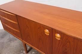 mcintosh teak sideboard or credenza amsterdam modern