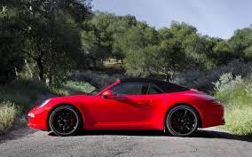 porsche 911 convertible 2018 german icons 2012 porsche 911 carrera s automobile magazine
