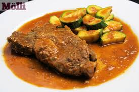 pasilla country style pork ribs costillas de cerdo en salsa pasilla