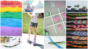 10 crafts you remember from kindergarten