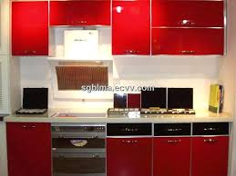 Kitchen Cabinets Mdf Modern Melamine Wood Cabinet From Inside Design - American kitchen cabinets