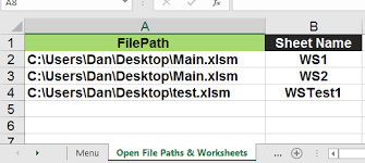 vba open file path destination u0026 worksheet name on cell selection