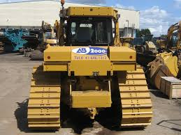 d6t size bulldozer for hire in scotland
