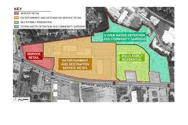 Floor Plan Of A Shopping Mall Amid Food Trucks And Bulldozers Residents Say Goodbye To