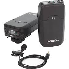 Radio Microphone Talk And Music About Rode Rodelink Wireless Filmmaker Kit Rodlnk Fm B U0026h Photo Video