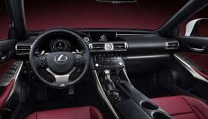 lexus ct200h interior dimensions a visual comparison between the 2017 lexus is and its predecessor