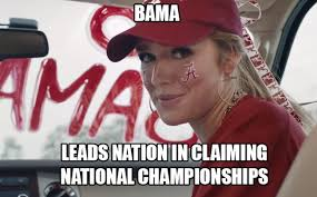 Funny Alabama Football Memes - popular alabama football memes from recent years