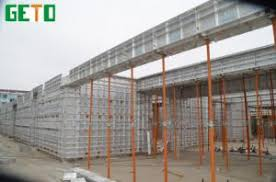 oem lightweight aluminum formwork for concrete pouring in walls