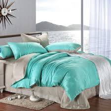 Turquoise Bedding Sets King Luxury Turquoise Bedding Blue Green Set King Size Queen Quilt