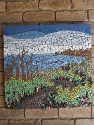 Best MOSAIQUE  Images On Pinterest Mosaic Art Mosaic - Wall mosaic designs