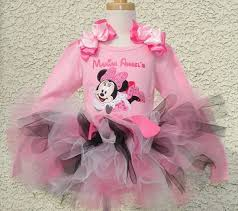 everything minnie mouse birthday outifts pettiskirts tutu sets