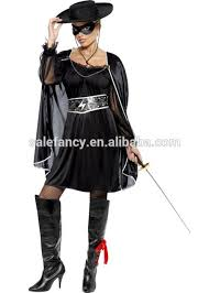 Bandit Halloween Costume Zorro Fancy Dress Costume Zorro Fancy Dress Costume Suppliers