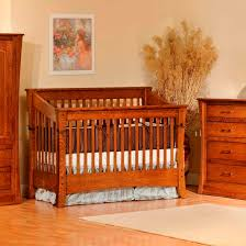 Converter Cribs Amish Made Baby Furniture In Lancaster County Pa