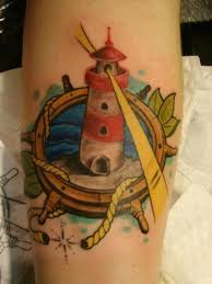 Lighthouse Tattoo Ideas Lighthouse Tattoo Would Be Cool If It Was The Cape May Lighthouse