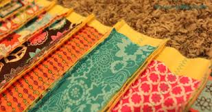 how to make a fabric rag quilt the crafty stalker