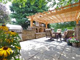Flagstone Patio Installation Cost by Hardscapes Archives C E Pontz Sons Landscape Contractors