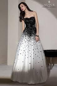 black and white ball dresses dress ty