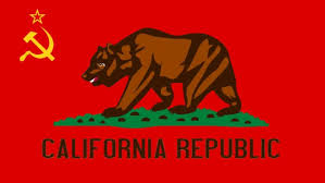 California Flag Bear California Is 175 Billion In The Red Frontpage Mag
