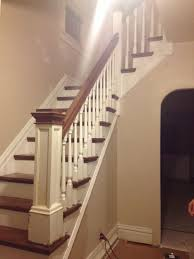 Newel Post To Handrail Fixing 214 Best House Stairways Images On Pinterest Stairways Stairs