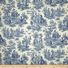 waverly charmed life toile cornflower discount designer fabric