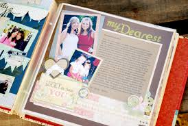 Wedding Scrapbook Page A Gift From The Bridesmaids And Maid Matron Of Honor A Scrapbook