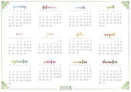 Kalender 2018 Gestalten Kostenlos 25 Einzigartige Kalender 2018 Ideen Auf Diy Kalender