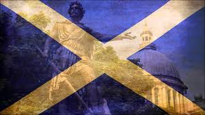 alba scotland flag u0026 scotland the brave youtube