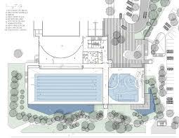 recreation center floor plan olympic swimming pool plan cad blocks free mena pinterest