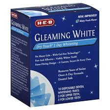 h u2011e u2011b gleaming white 5 day touch teeth whitening u2011 shop whitening