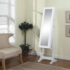Jewelry Armoire With Lock And Key Bedroom Interesting Over The Door Jewelry Organizer With Stand